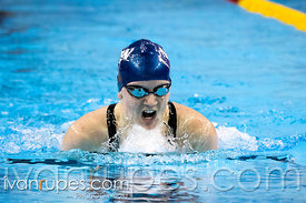 Women 18 & Under 400 SC Meter IM Final, Ontario Junior International, Toronto Pan Am Sports Centre; December 4, 2015