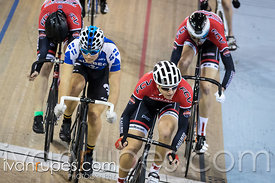 Junior Men Keirin Round 1 Ontario Track Provincial Championships, March 6, 2016