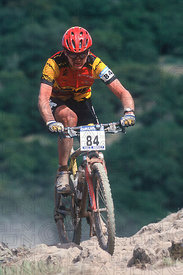 FLOYD LANDIS NAPA VALLEY, SAN FRANCISCO, USA. GRUNDIG WORLD CUP 1997