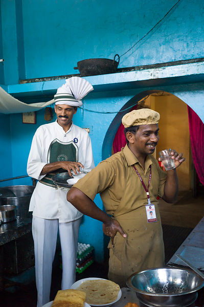 India - Kollom - The Indian Coffee House