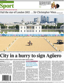 The Times 5 July 2011.3525845 - Steven Paston