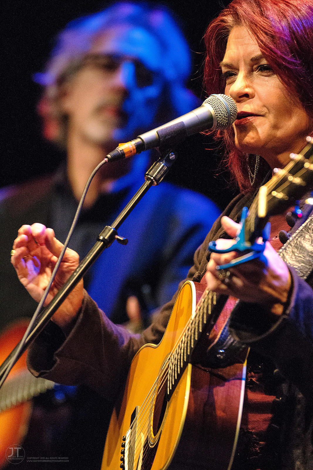 Hoopla - Roseanne Cash, November 22, 2014 photos