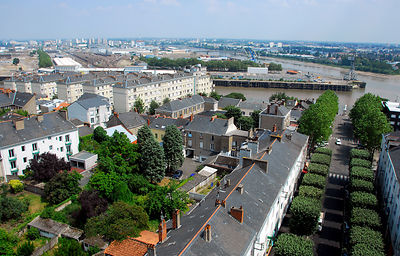 Nantes - Quartier Chantenay