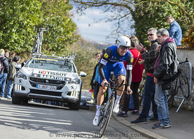 The Cyclist Fabio Sabatini - Paris-Nice 2016