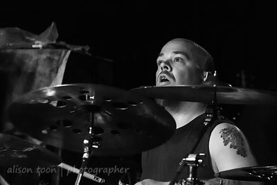 Jay Blaisdell, drums, Abnormality