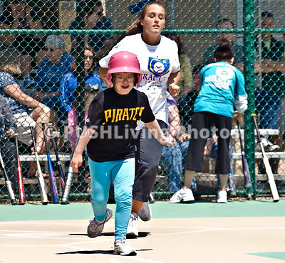 Miracle League Softball for Handicapped Children