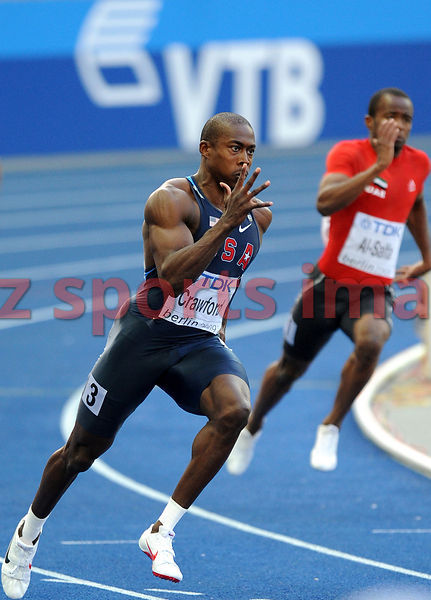 Shawn CRAWFORD (USA)