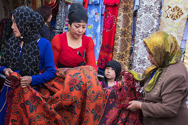 Learning to shop, Turpan