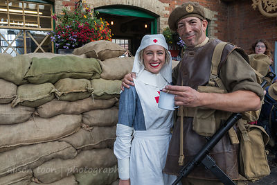 1940's Weekend, Sheringham, Norfolk