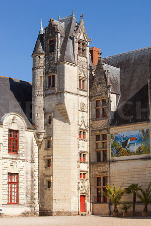 Photo:chateau de Goulaine