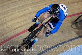 U17 Men Points Race. Canadian Track Championships (U17/Junior/Para), April 1, 2017
