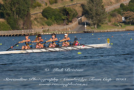 Taken during the Cambridge Town Cup 2015, Lake Karapiro, Cambridge, New Zealand; ©  Rob Bristow; Frame 0 - Taken on: Sunday - 25/01/2015-  at 08:31.51