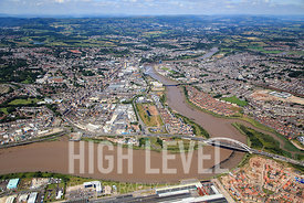 Aerial Photography Taken In and Around Newport, UK