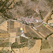 Alfarnatejo aerial photos