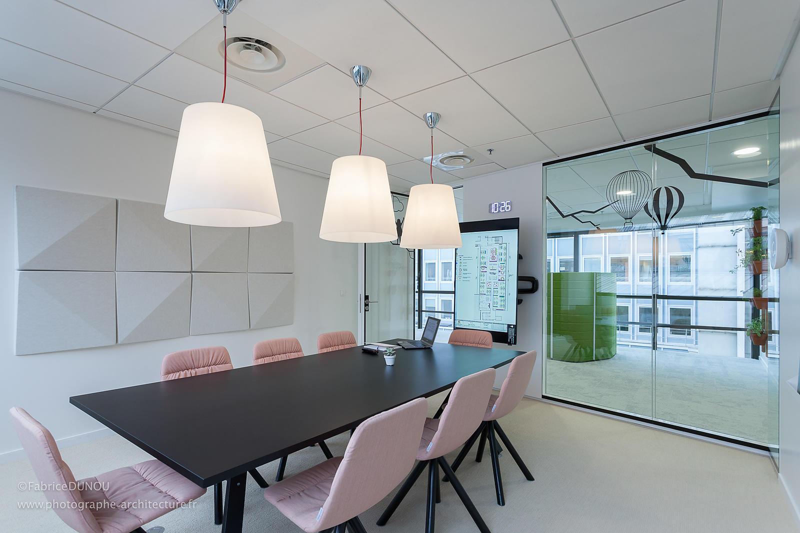 photographe d 39 architecture et d 39 architecture int rieure paris france europe bureaux mobilitis. Black Bedroom Furniture Sets. Home Design Ideas