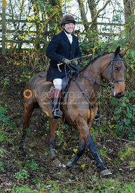 Roger Weatherby - The Cottesmore Hunt at Owston 29/11
