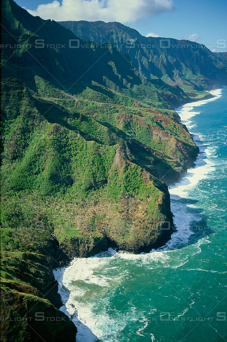 Na Pali Coast Kauai Hawaii USA