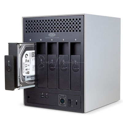 Lacie 5big NAS Pro photos