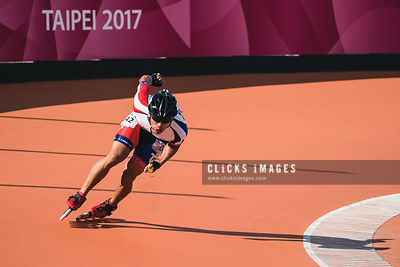 Universiade Taipei 2017 Day 3 - Rollar Sports