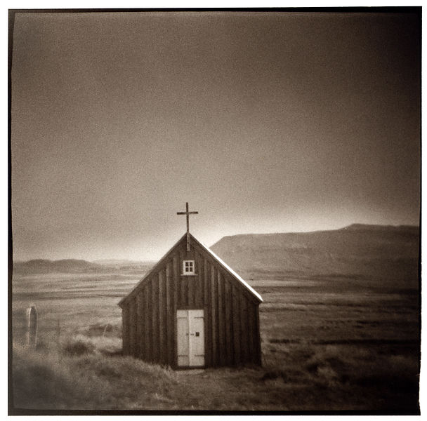 Diana_Iceland_Church