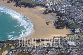 Aerial Photography Taken In and Around Newquay, UK