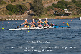 Taken during the Cambridge Town Cup 2015, Lake Karapiro, Cambridge, New Zealand; ©  Rob Bristow; Frame 0 - Taken on: Sunday - 25/01/2015-  at 08:36.55