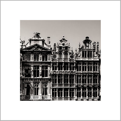 Grand Place - Bruxelles (Belgium)