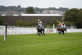 11th October 2013 Handicap Hurdle race with winner Kangaroo Court