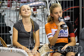 2015 Canadian Track Championships, October 9, 2015