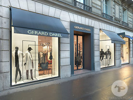 GERARD DAREL SAINT GERMAIN PARIS photos