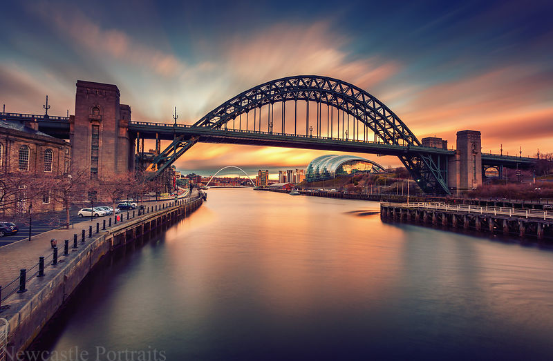 Tyneside Travel newcastle prints