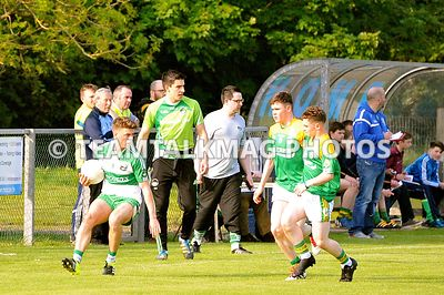 MFL | Greencastle v Aghyaran 280616 photos