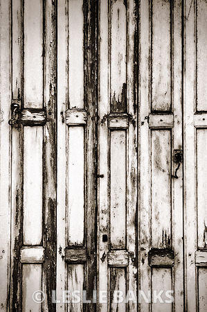 Vintage Door Background