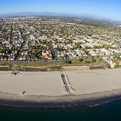 Long Beach Aerial Photography photographies