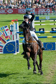 Kristina Cook (GBR) & Miners Frolic