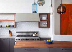 fireclay paseo tile interior kitchen