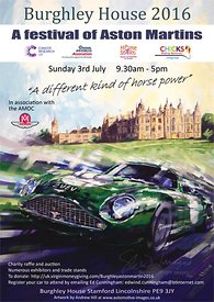 Event Teaser - Aston Martin Burghley House 2016 images