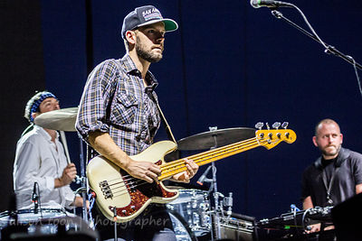 Dave Hartley, bass, The War on Drugs, TBD Fest, 2014