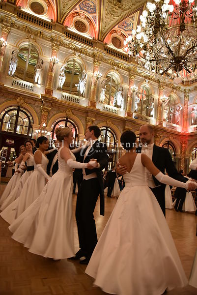 VALSE DES DEBUTANTS photos