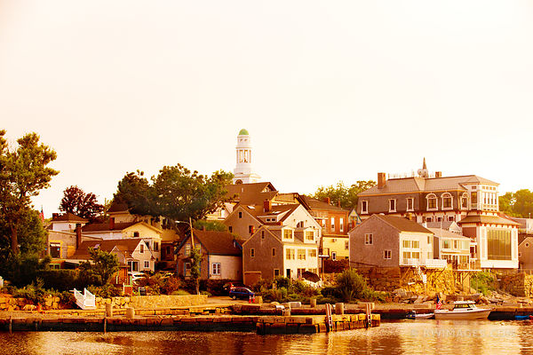 ROCKPORT  MASSACHUSETTS COLOR