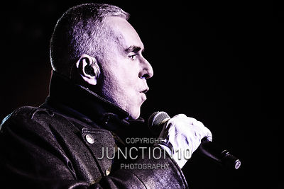 Holly Johnson, Birmingham, United Kingdom