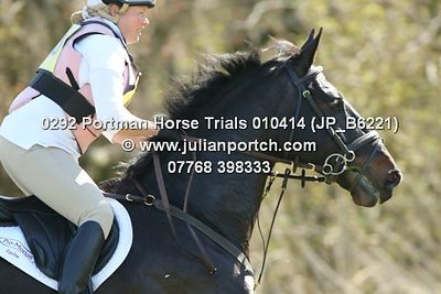 Portman Horse Trials 2014 - Novice Sections - (12-00 - 12-59) photos