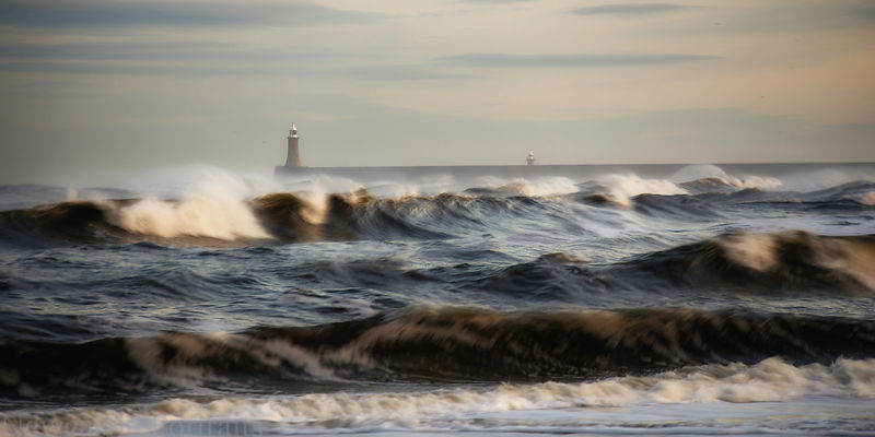Tynemouth Waves