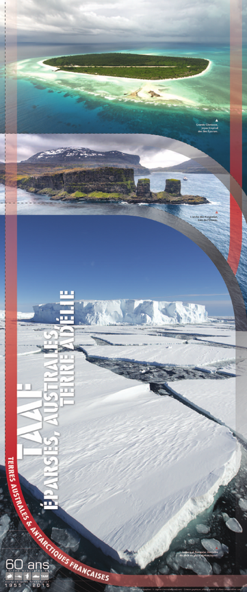 Exhibition of the sixtieth anniversary of French Southern and Antarctic Territories (FSAT)