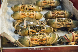 crabs in bangkok chinatown