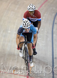 Canadian Track Championships, Mattamy National Cycling Centre, Milton, On, September 25, 2016