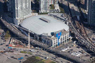 Rogers Arena, Vancouver