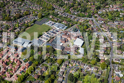 Godalming Aerial Photography