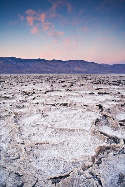 Rugged Badwater