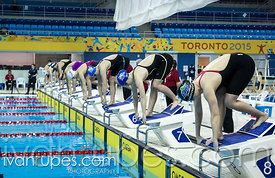 Ontario Junior International, Toronto Pan Am Sports Centre, December 17, 2016